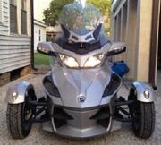2010 Can-Am Spyder RT..