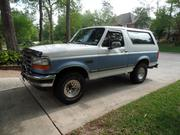 Ford Bronco 5.8L 351Cu. In.