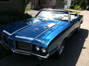 1972 Oldsmobile 442 Cutlass 442